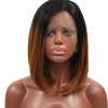 peluca marron oscuro con raices mas oscuras media melena lisa. Indetectable ajustable. Una peluca muy demandada, elegante sexy y que siempre queda bien