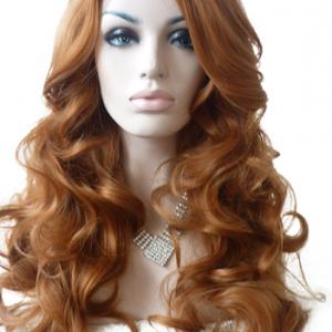 peluca castaña marron claro larga monofilamento. Una peluca muy solicitada, elegante sexy y que siempre queda bien, peluca ajustable gracias a unas cintas