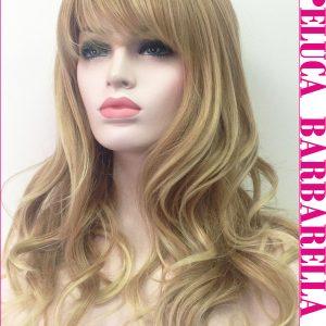 peluca indetectable rubia natural. Una peluca muy elegante, queda muy bonita esta peluca es un modelo muy solicitado
