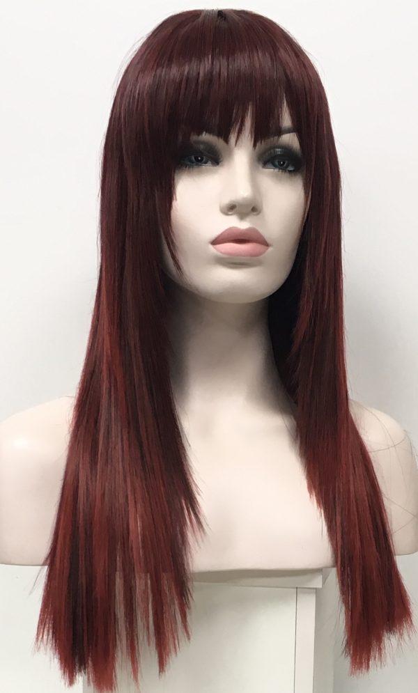 peluca larga lisa. Una peluca muy demandada, elegante sexy y que siempre queda bien, peluca modelo katy es una peluca con mucho cabello para todas las que nos guste lucir una super melena esta es tu peluca.