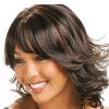 peluca indetectable pelo humanoes un modelo de cabello 100% cabello humano natural, esta peluca tiene una medida de 20cm de largo. Está inspirada en el peinado de una celebridad. Perfecta para lucir diariamente en cualquier ocasión,ligeramente ondulado, con cantidad de pelo. Modelo Akila.