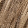 Base marrón claro con la mezcla de marrón ceniza más claro y rubio miel medio