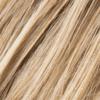 Mezcla de castaño claro, rubio medio miel y rubio dorado claro